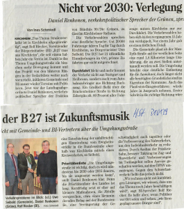 Heilbronner Stimme, 31.01.2019