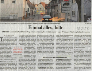 Heilbronner Stimme, 23.03.2019